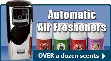 Automatic Metered Air Fresheners