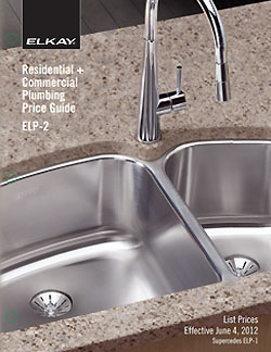 Air Delights presents Elkay Commercial Products Catalog.