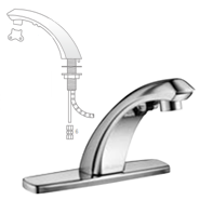 Sloan ETF-880 Faucet Repair Parts