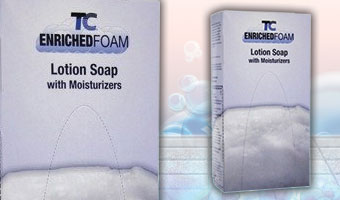 Lotion Soap with Moisturizers Refill