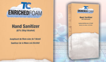 E2 Antibacterial Foam Soap